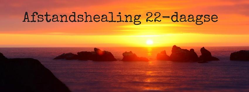 Afstandshealing 22-daagse